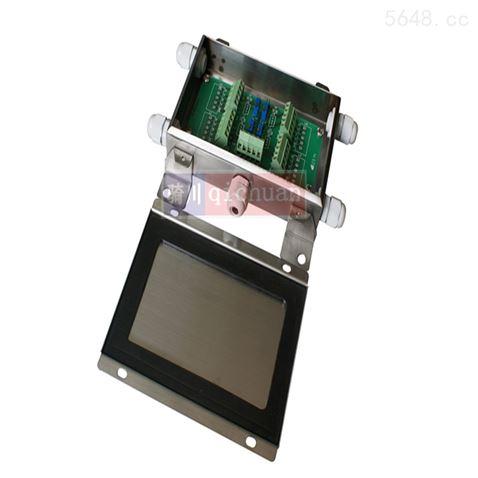 小地磅5孔不锈钢电子接线盒