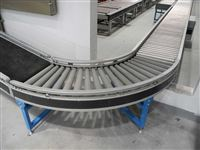 碳钢滚筒输送机—青岛厂