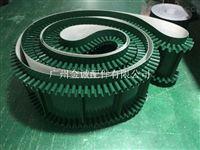 PVC裙邊擋板輸送帶  廣州金誠工業皮帶