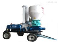 新型气力吸粮输送机