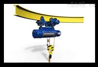 RM型任意弯曲轨道电动葫芦