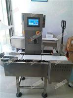 快速自动称重检测机 自动定量箱包检重机