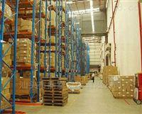 鼎幸窄巷道货架 汕头仓储货架 澄海重型货架
